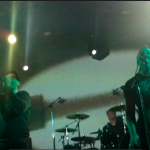Billy Corgan Sat In With Peter Hook. I Didn't Drop My Phone Filming In Mosh.