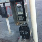 This Decrepit Payphone is Pretty Symbolic