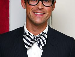 Stylist Brad Goreski's Inspiration: Brad Majors from Rocky Horror Picture Show…?