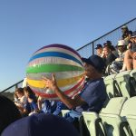 Undercover Beach Ball Blow-Up