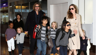 Angelina Jolie And Brad Pitt To Put Own Kids Up For Adoption