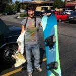 Goodbye Snowboard