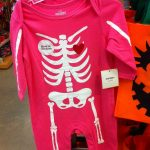 Glow-in-the-Dark Skeleton Baby