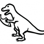 """To Whoever Found My Blog By Searching """"Dinosaur Eating Jesus Fish,"""" I Implore You"""