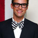 Stylist Brad Goreski's Inspiration: Brad Majors from Rocky Horror Picture Show…?